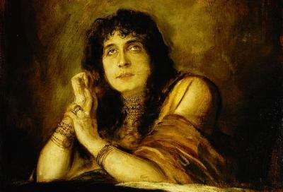 LADY MACBETH (Source: WIKIPEDIA)