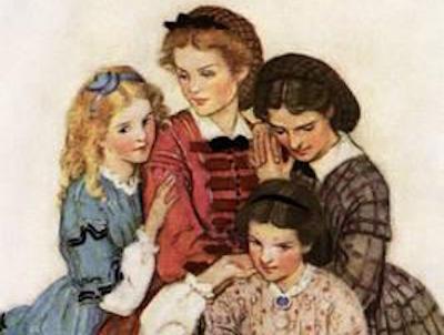 LITTLE WOMEN (Source: WIKIPEDIA)