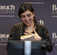 Elif Batuman: Source: Baruch College