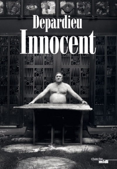 Innocent 's original book cover, Editions du Cherche Midi, France, 2015