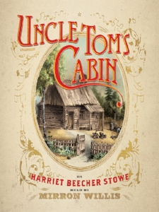 "Harriet Beecher Stowe's  Uncle Tom's Cabin  — a bestseller among white audiences in which ""slavery is sexually and romantically sanitized and perfumed,"" writes Morrison."