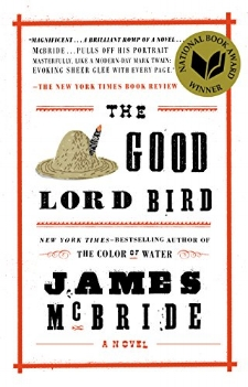 James McBride wON the National Book Award in 2013 for his satirical novel   THE Good Lord Bird