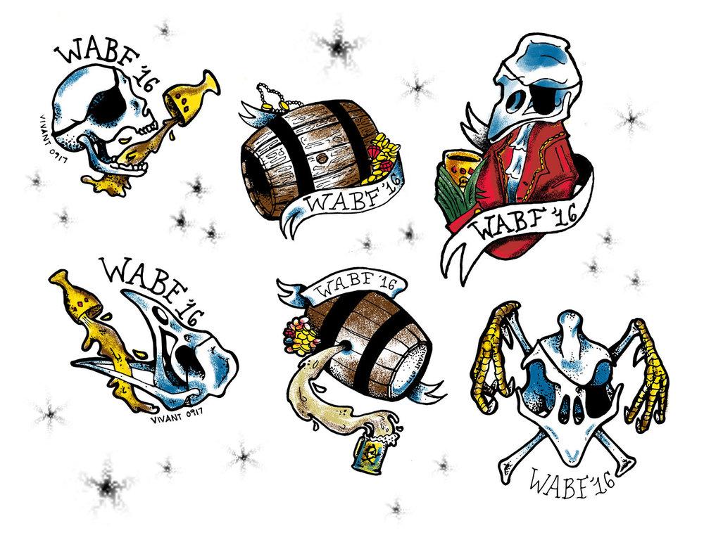 Flash Sheet for WABF