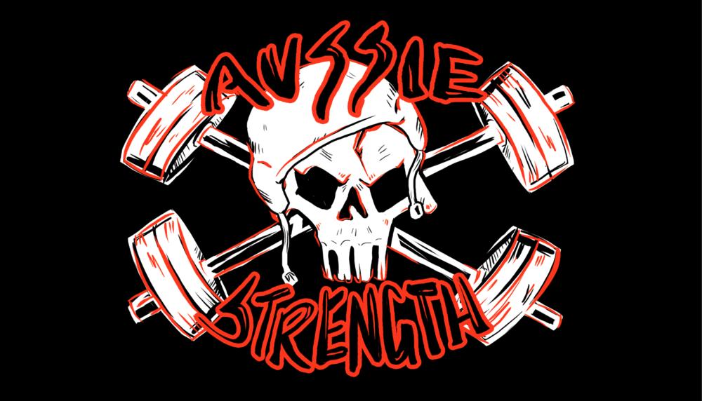 Aussie Strength Convention Banner
