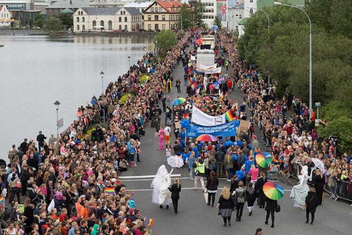 Gay Pride festival