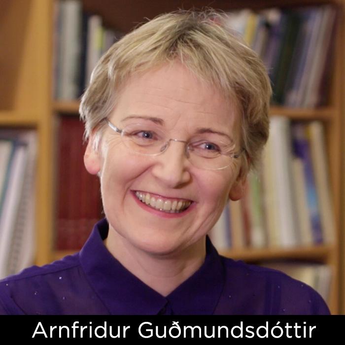 Theology Professor, Iceland