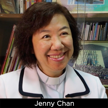 Lutheran Pastor, Hong Kong