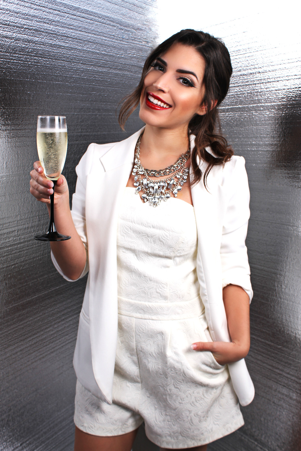 73ce4bac162e New Years Eve Look No. 1 // Classy + Chic — Kiara Michelle