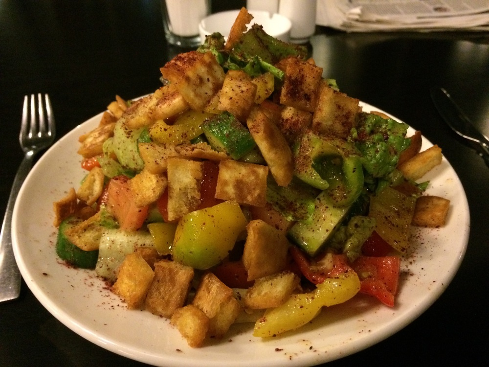 Great fattoush