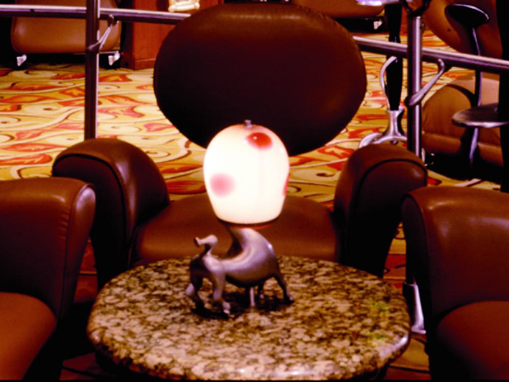 Tabletop Lamp Detail