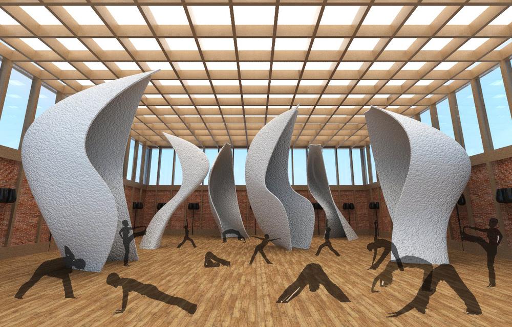 Meditation Room Digital Study
