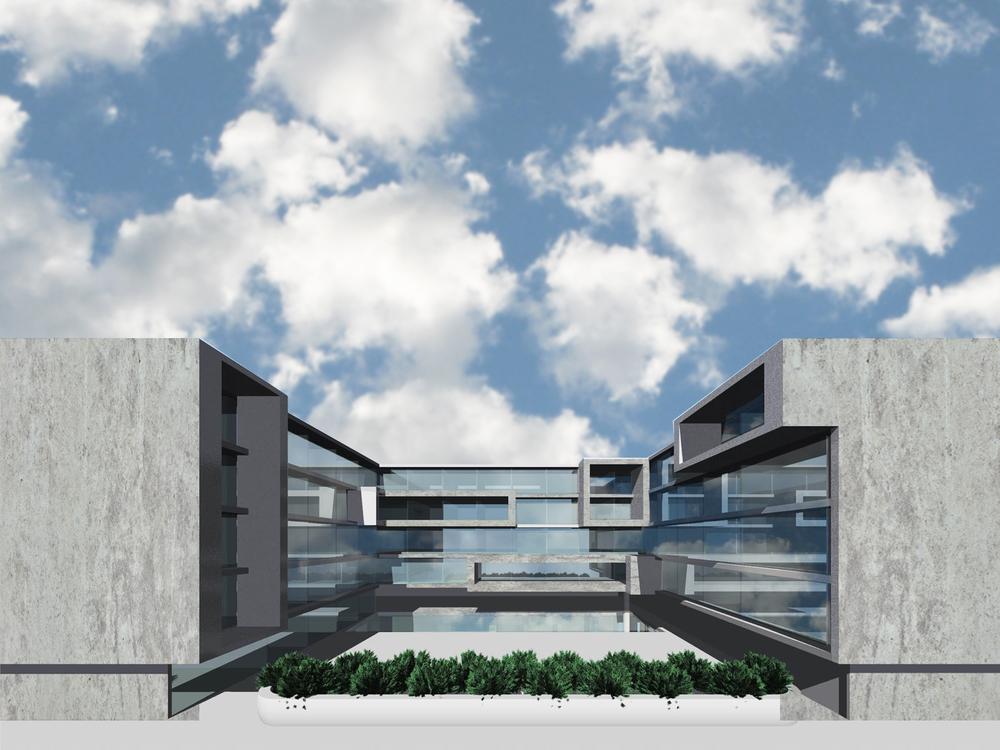Courtyard Digital Study