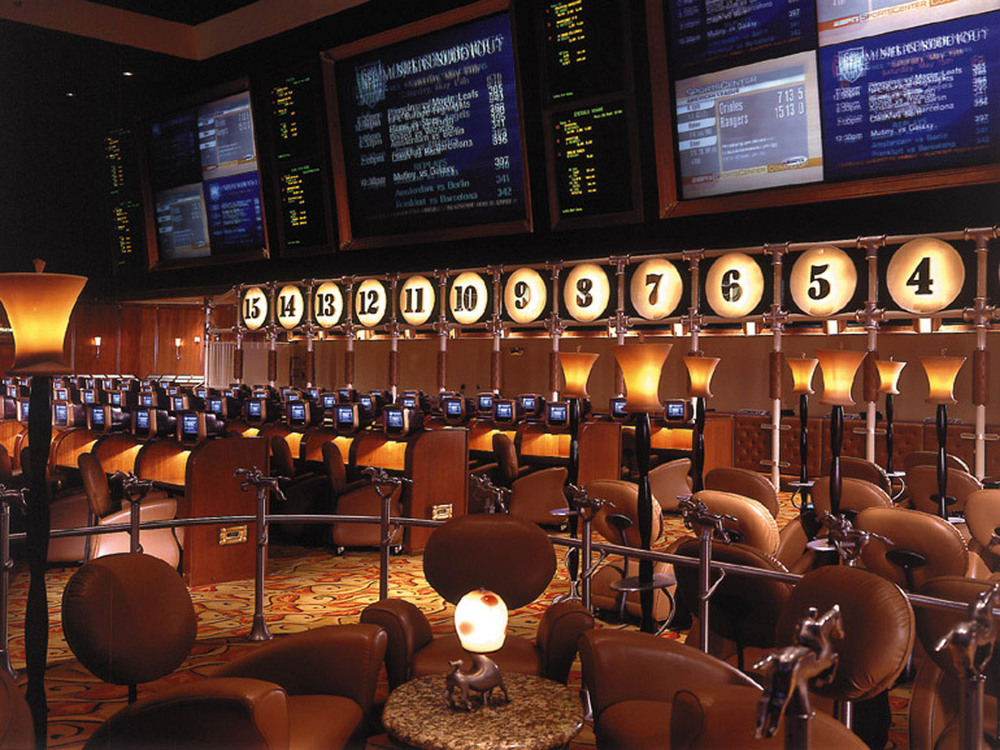 Bellagio Race and Sportsbook