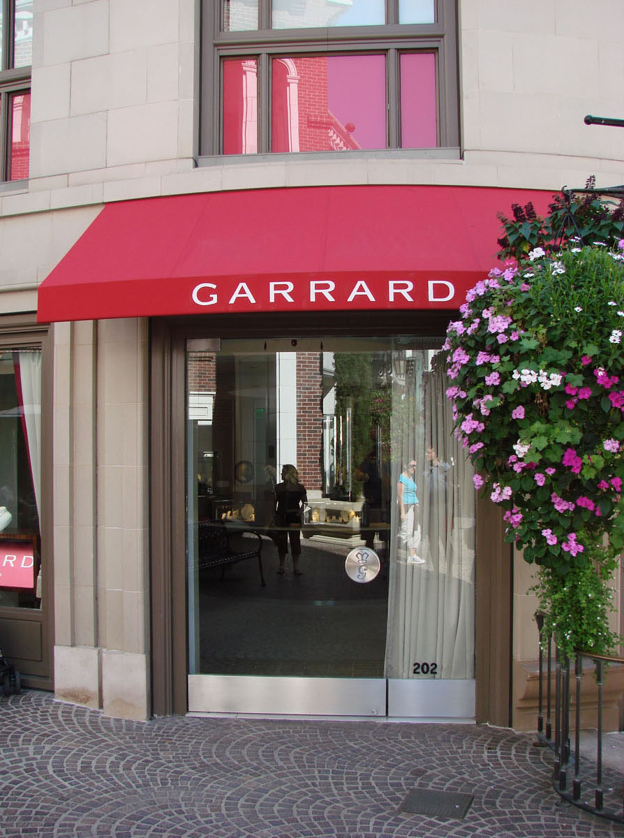 Garrard on Rodeo Drive