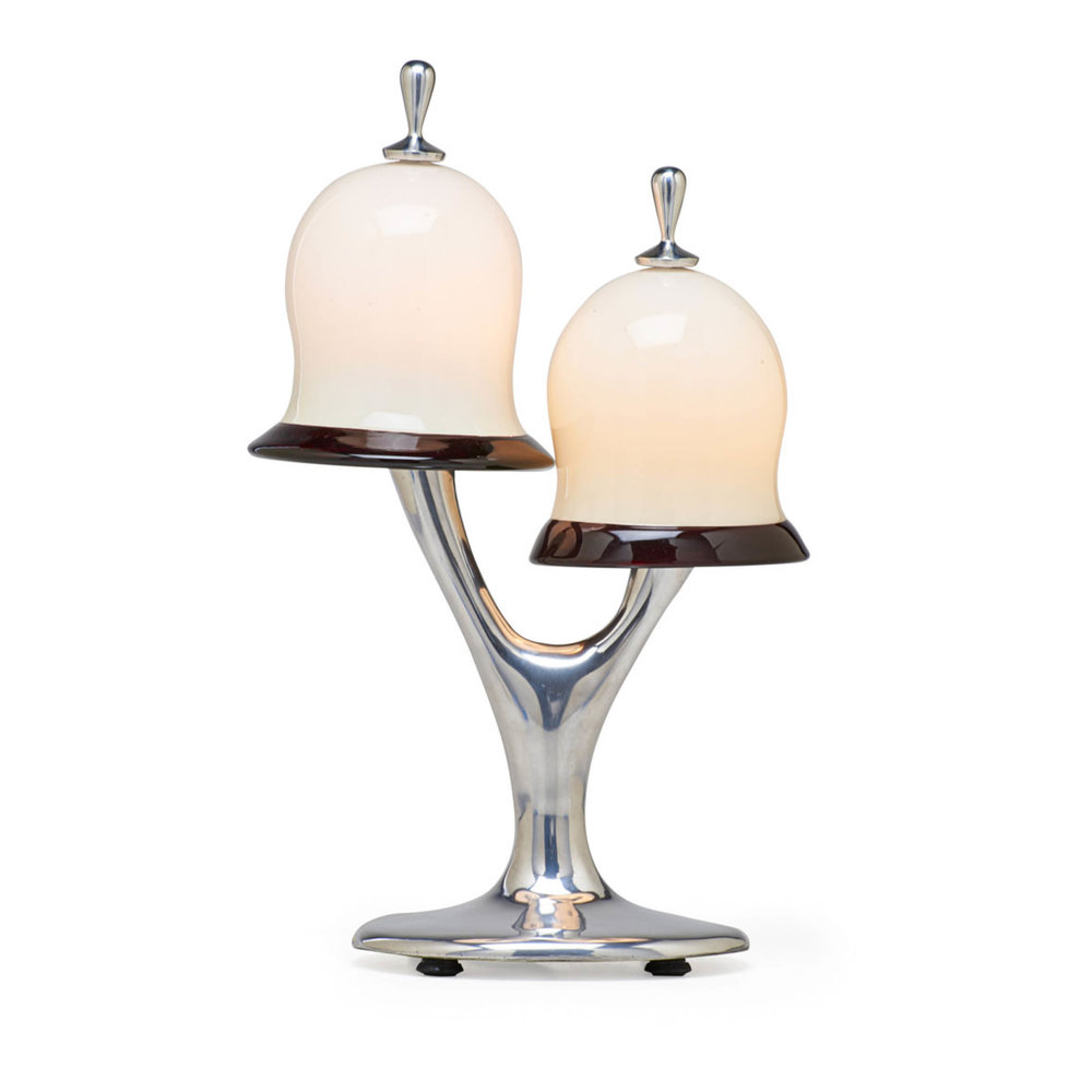 Nectar Twin Lamp