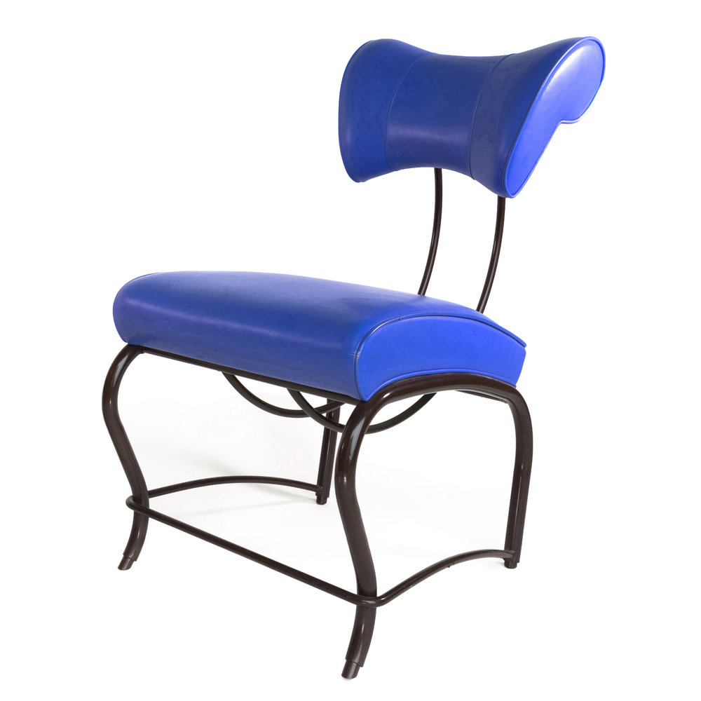 Elbert Chair Blue