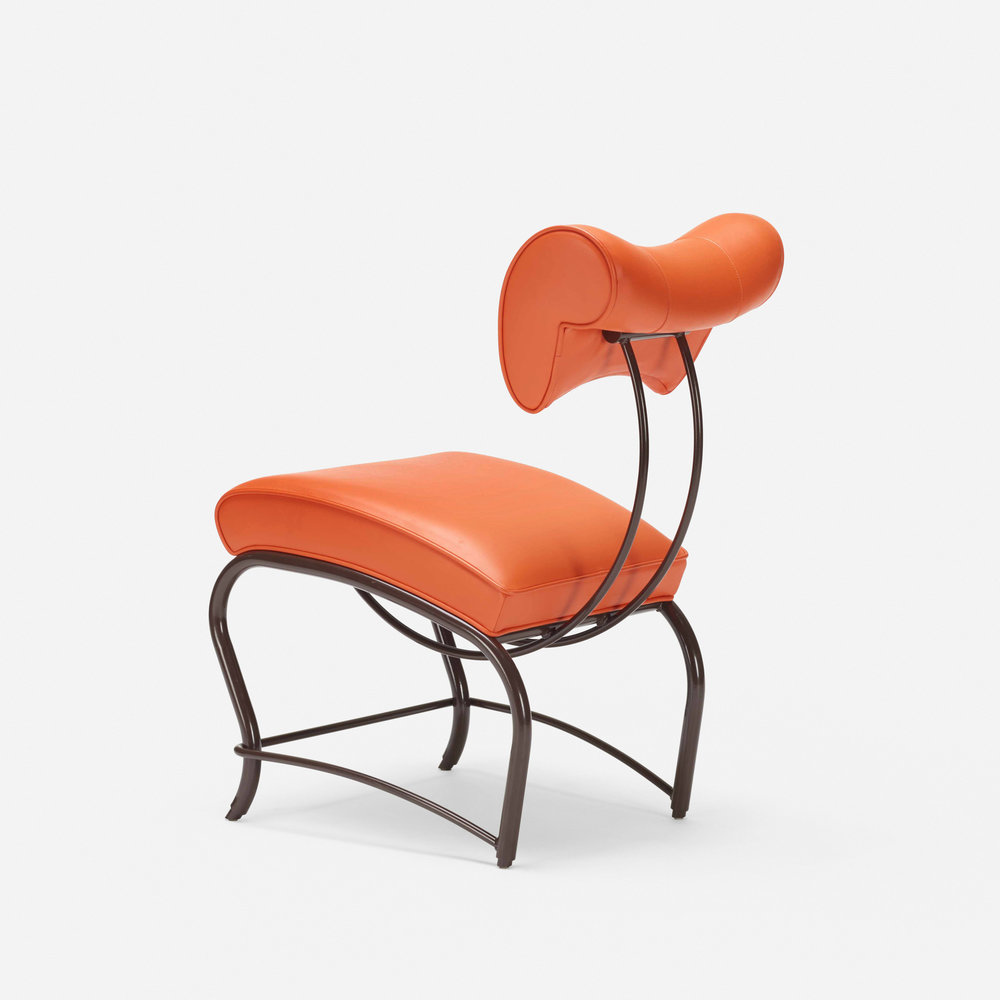 Elbert Chair Orange