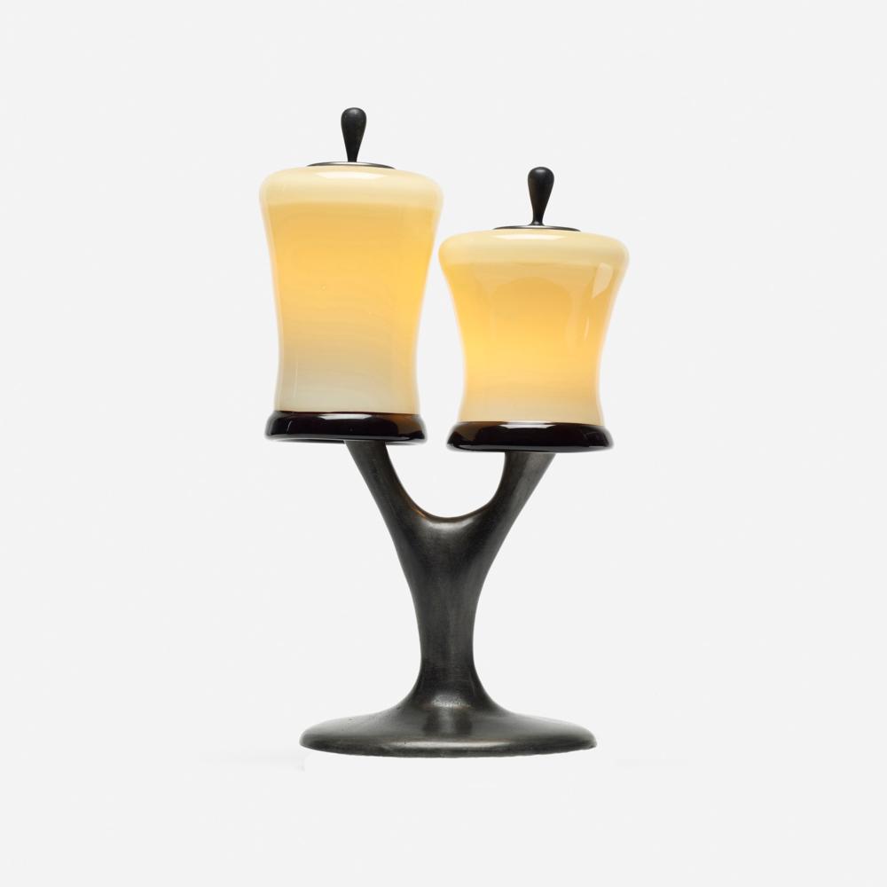 Twins Twig Lamp