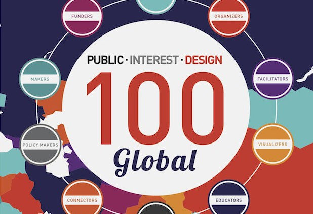 Sharon Davis Named Among Public Interest Design 100