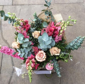 Bouquet £45/£50