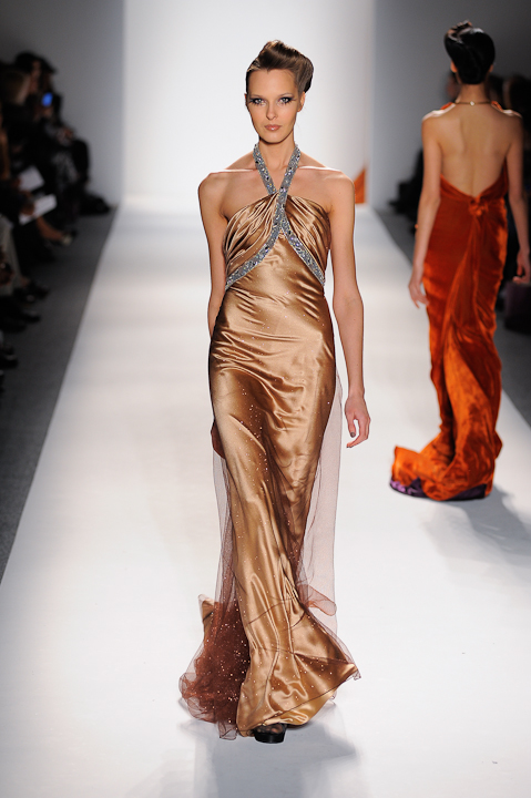Evening Gowns Runway