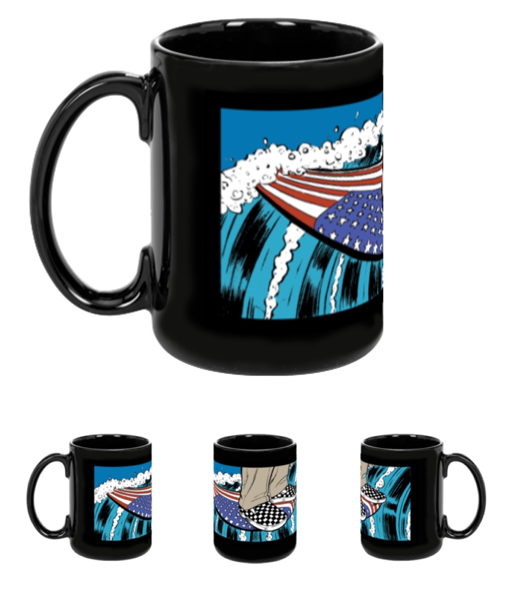 Zen Patriot mug