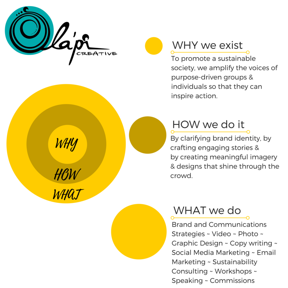 Are You Starting With Why Olapi Creative