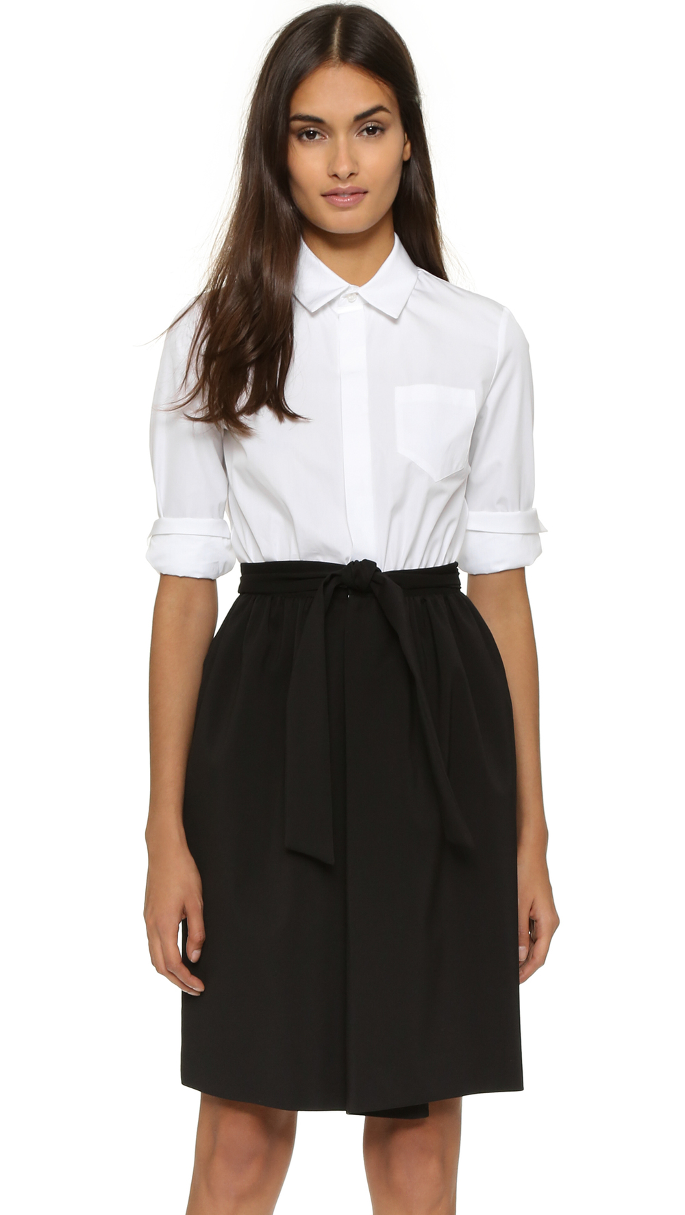 DSQUARED2 Secretary Dress $1,180.00