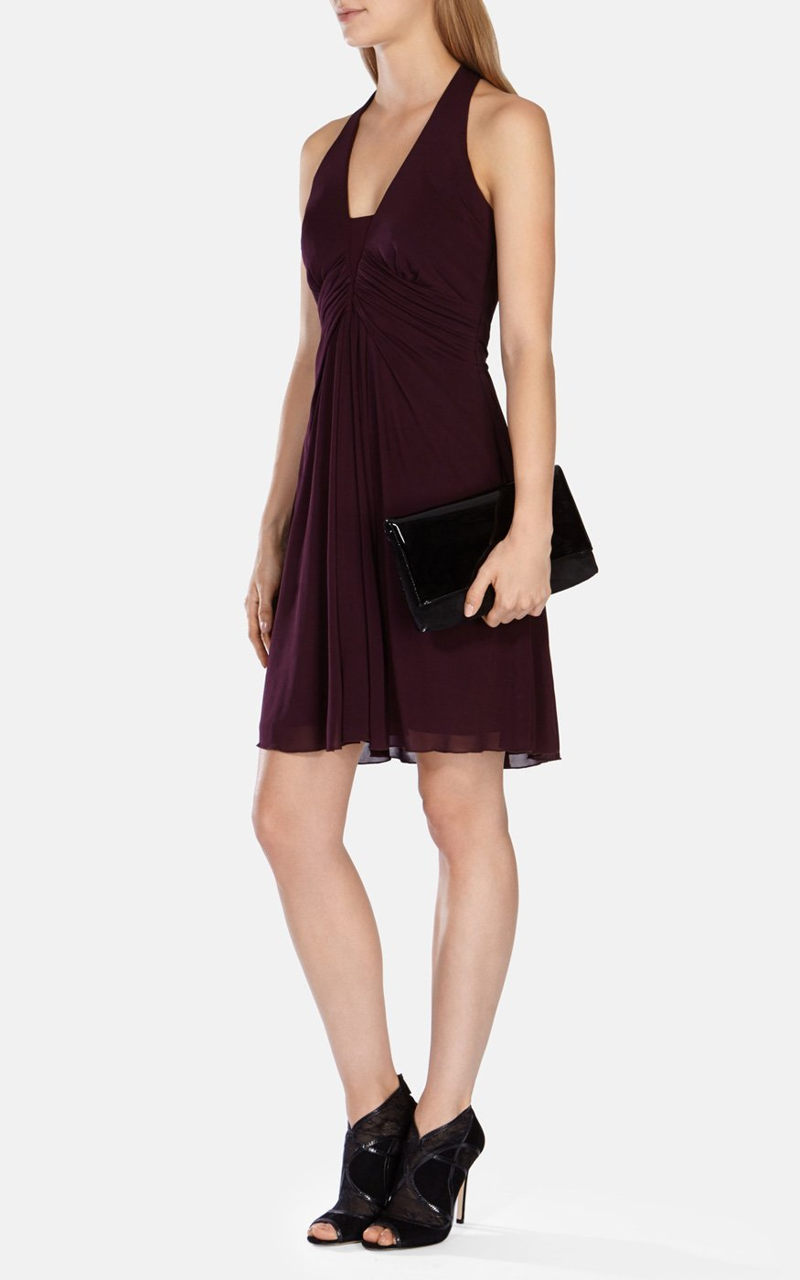 Karen Millen Draped Jersey Dress $299