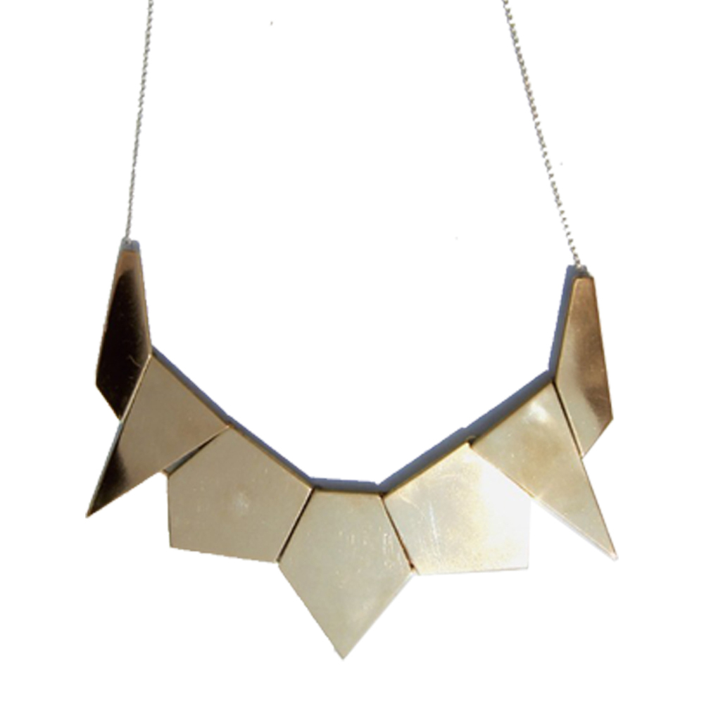 FARIS Saber Necklace $295