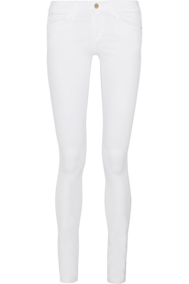 FRAME DENIM Forever Karlie mid-rise skinny jeans $210