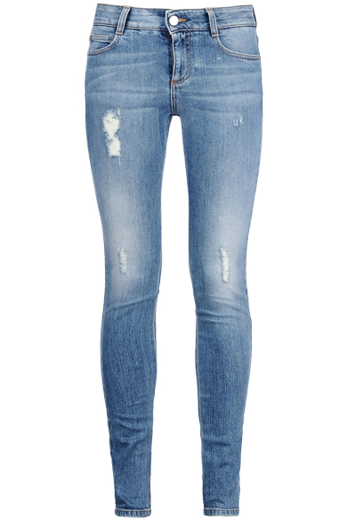 STELLA MCCARTNEY Skinny long jeans $375
