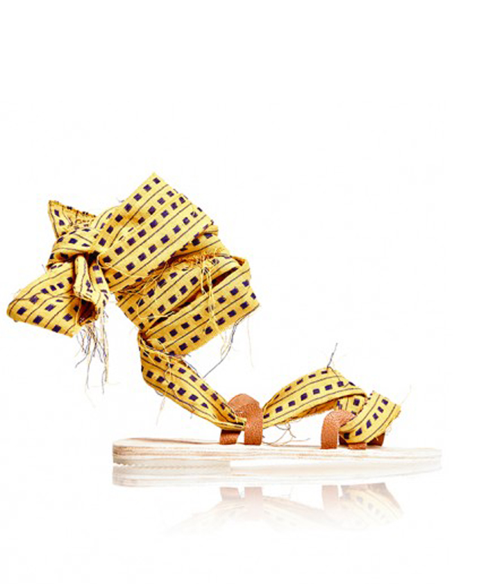 BROTHER VELLIES Saffron Sandal $315