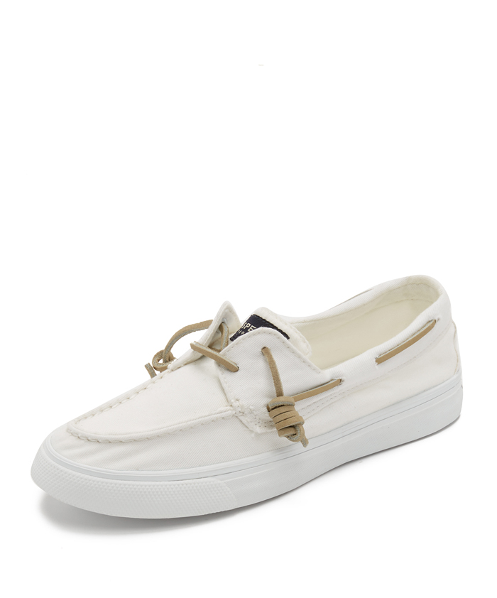 SPERRY Bahama Washed Boat Shoes $60