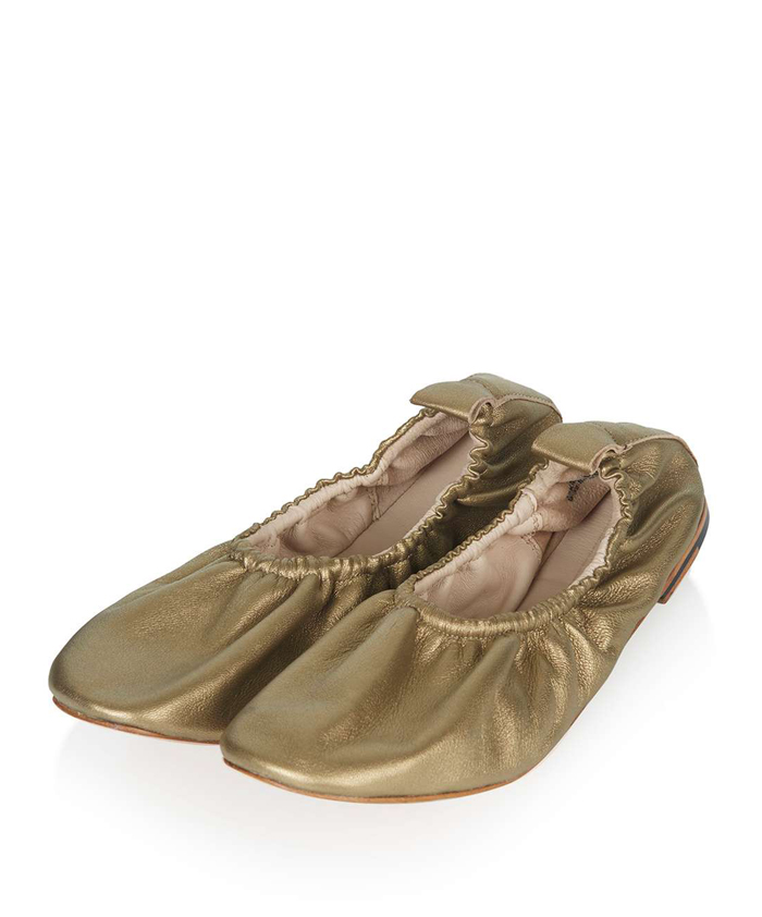 TOPSHOP Ballet Shoes $80