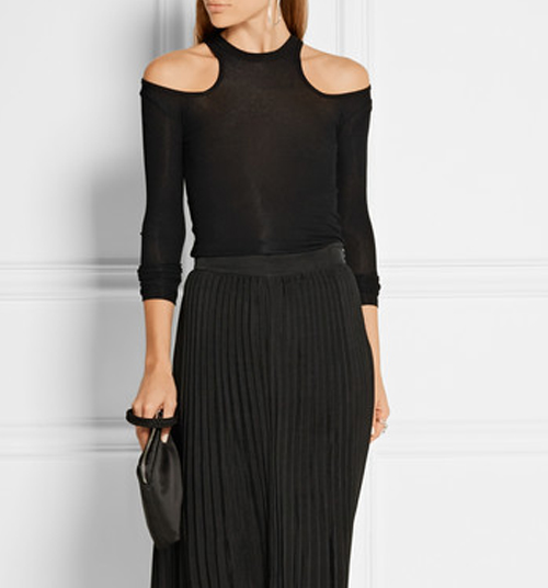 ROSETTA GETTY Jersey Top $375