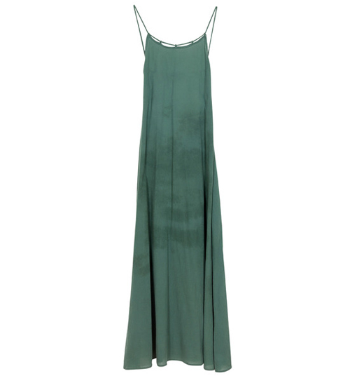 AWAVEAWAKE Backless String Dress $375
