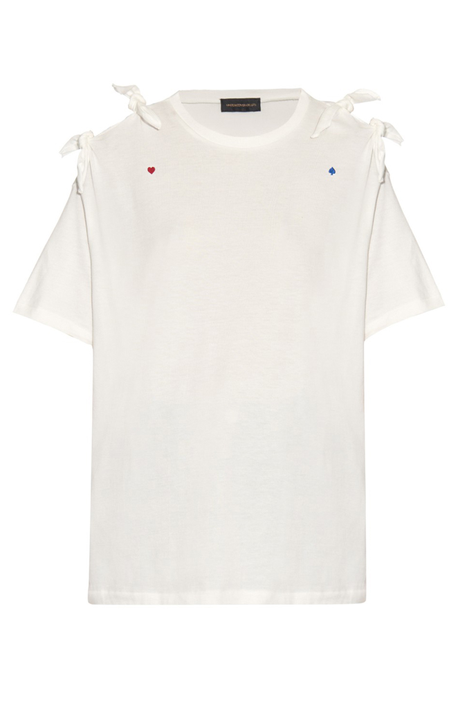 UNDERCOVER Embroidered T-Shirt $338
