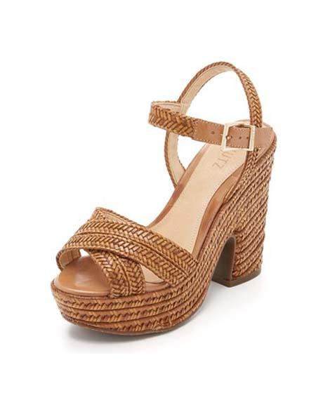 SCHUTZ Aileen Platform Sandals $200
