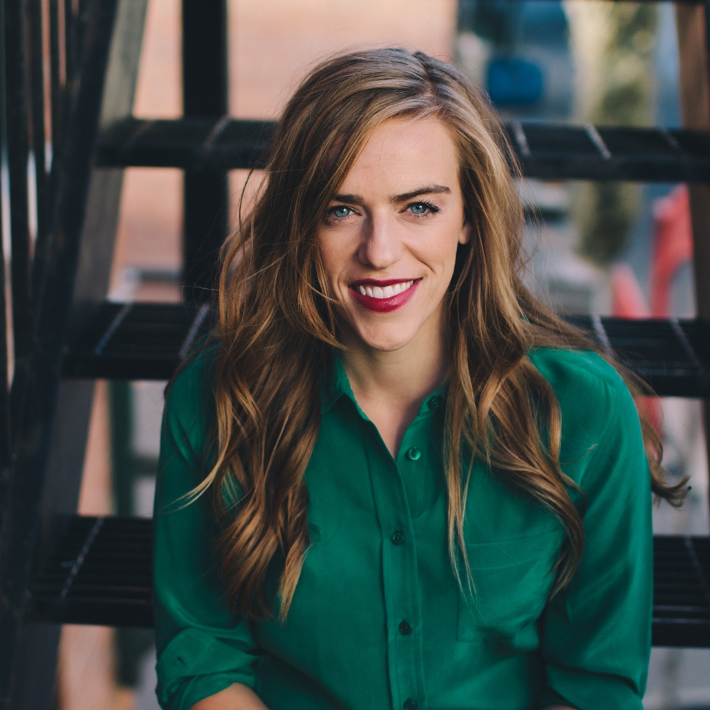 564853cc33f Kendall Barber is the co-founder of shoe company Poppy Barley