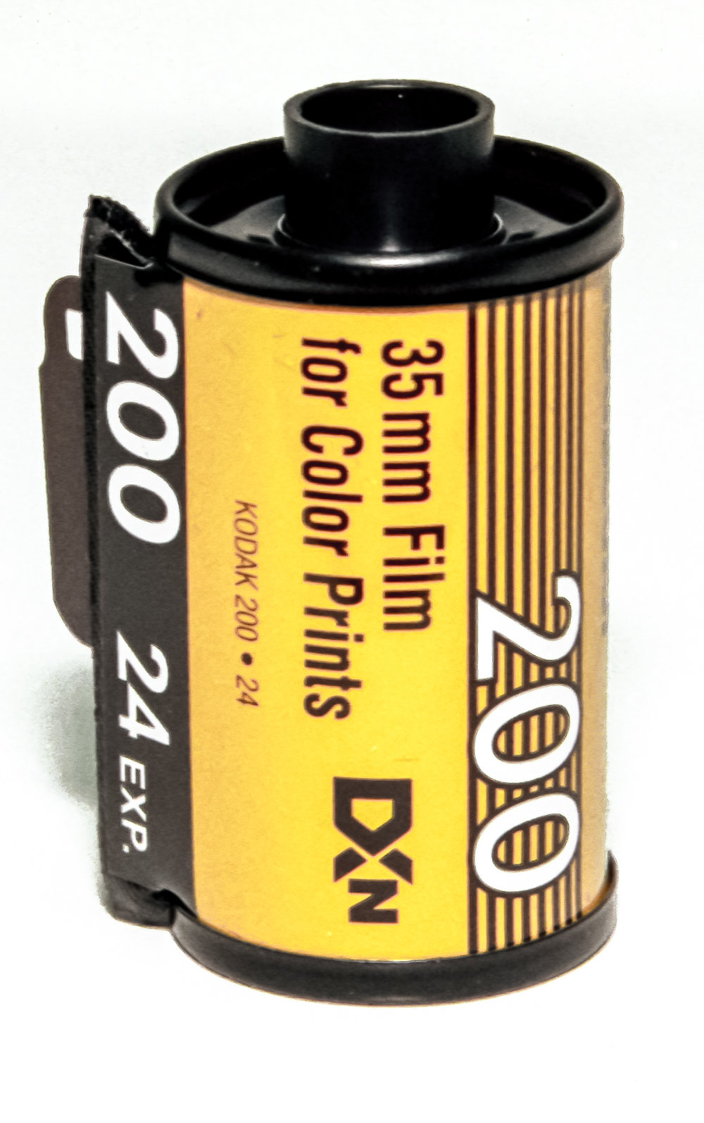 Kodak ColorPlus 200 Film -