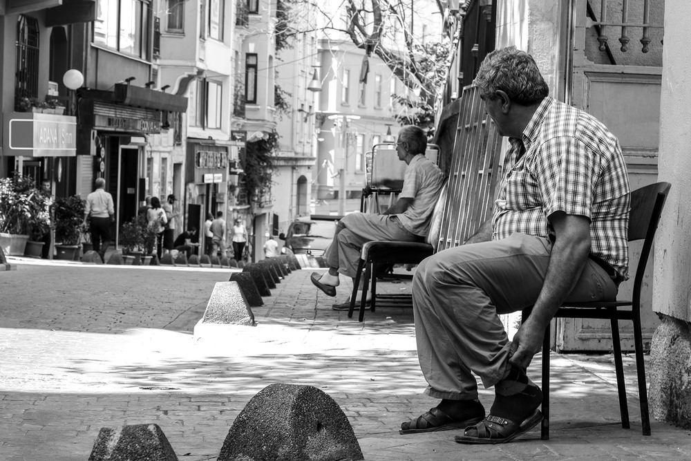 The Street   Istanbul_August 2015