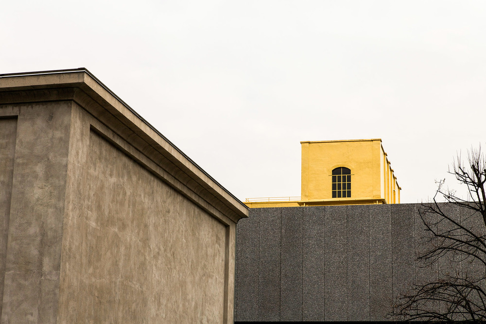 Fondazione Prada . OMA   Milan_December 2015