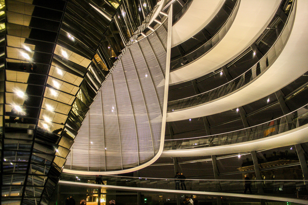 Reichstag . Foster & Partners   Berlin_November 2009