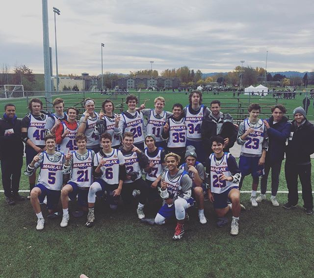 Our 2019AA team pulled out a great series of wins today. Valhalla tournament champs! #lax #lacrosse #orlax #portland #pdx #oregon #gomadlax #playwithpassion #valhallalacrosse #adidaslacrosse #adidas #3stripelife #underarmour