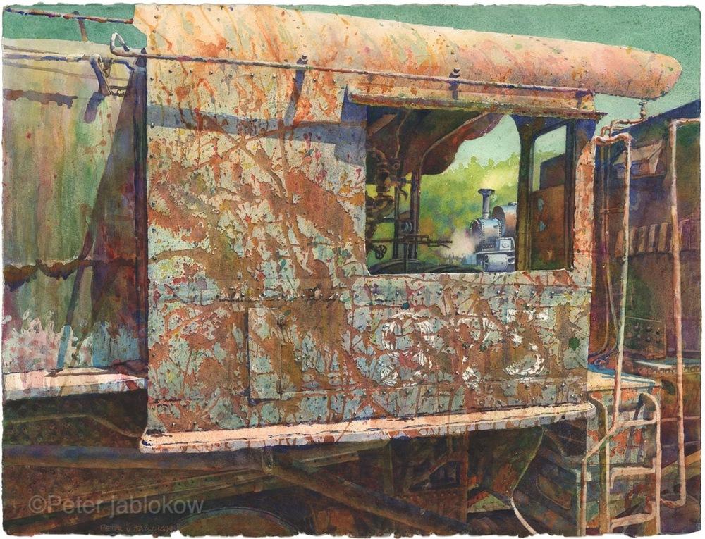 Engine 975-Rust