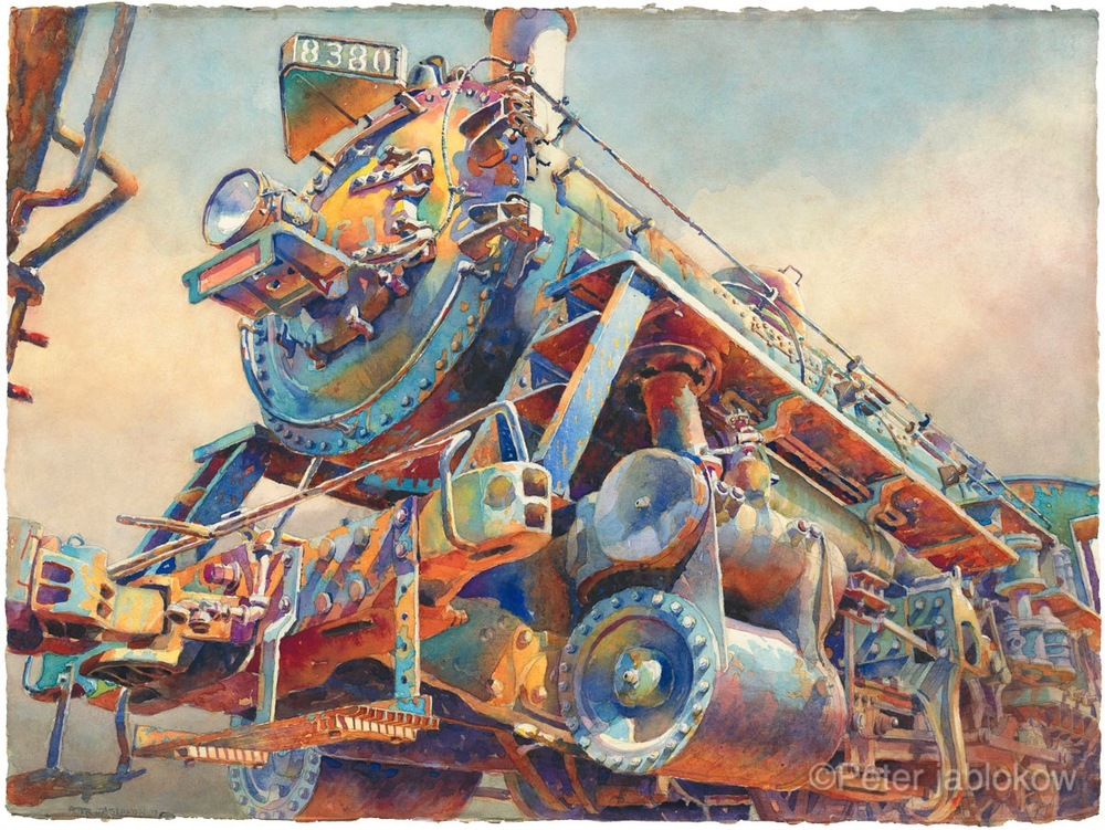 Engine 8380-Nose