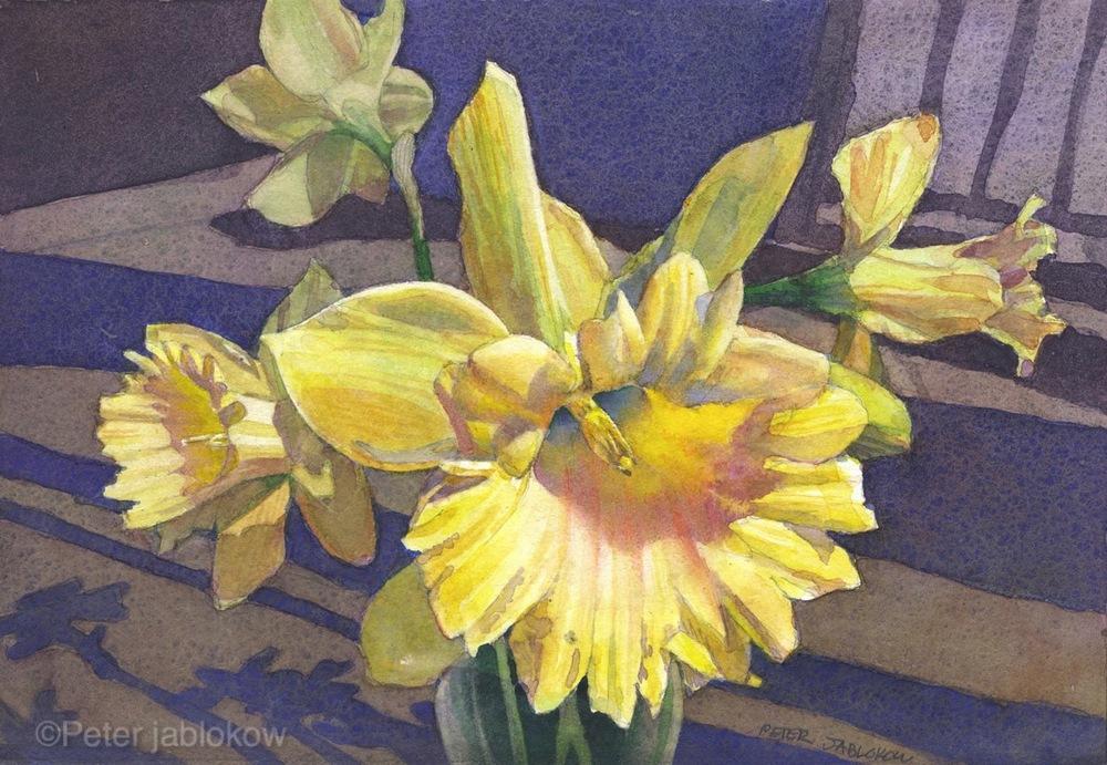 Aggressive Daffodil