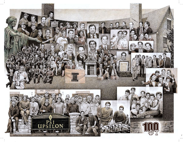 psi epsilon collage