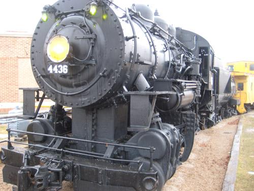 Train in Ogden Utah